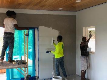install stucco